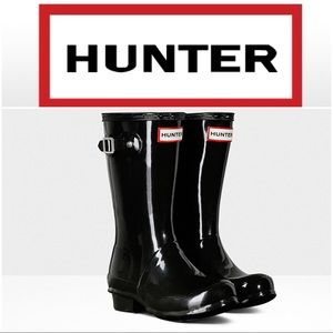 Hunter Rain Boots SZ 5 B/6 G (Fits Women's SZ 6)☔️